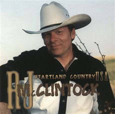 CD Cover - Heartland Country USA